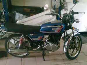 Motor Jipang Tirana Aduka